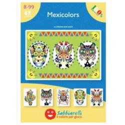 Album Mexicolors, Sabbiarelli