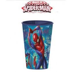 Bicchiere, Spiderman