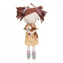 Bambola di stoffa alta 35...