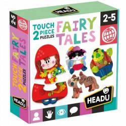 Touch 2 pieces Puzzles...