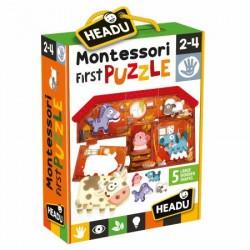 Montessori First Puzzle the...