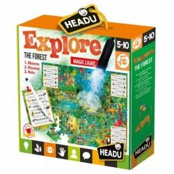 Explore the Forest, Headu