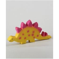 Stegosauro in caucciù...