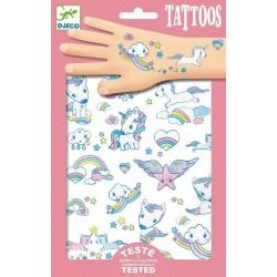 Tatuaggi unicorni, Djeco