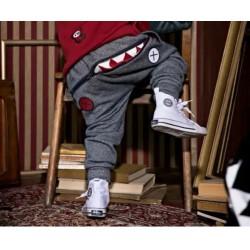 Pantaloni Hungry one blue...