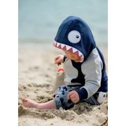 Felpa Lil monster hoodie...