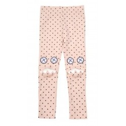 Hungry leggins pink dotty,...