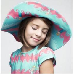Sombrero sirene, Mapanda