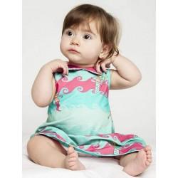 Vestito sirene baby, Mapanda