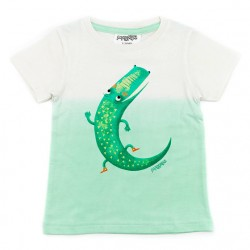 T shirt coccodrillo, PIPI&PUPU