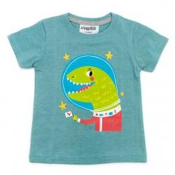 T-shirt dinosauro, PIPI&PUPU