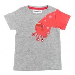 T-shirt mostriciattolo,...