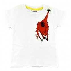 T-shirt orango, PIPI&PUPU