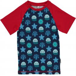 T-shirt deep sea,  Maxomorra