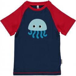 T-shirt deep sea front,...