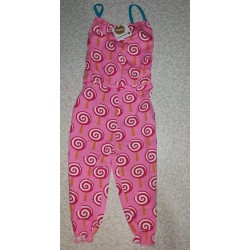 Jumpsuit lollipop, Maxomorra