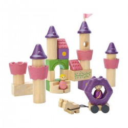 Fairy Tale Blocks, Plan Toys