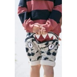 Pantaloncini hungry sharky,...