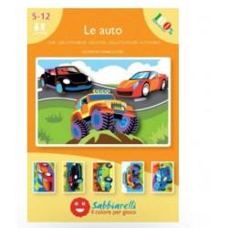 Album - Le auto, Sabbiarelli