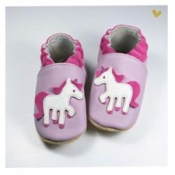 Soft sole unicorni, Babice