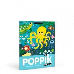 Album stickers, Aquarium,...