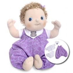 Bambola baby Emma, Rubens Barn