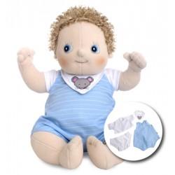 Bambola baby Erik, Rubens Barn
