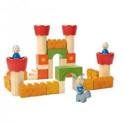 Costruzioni del castello,...